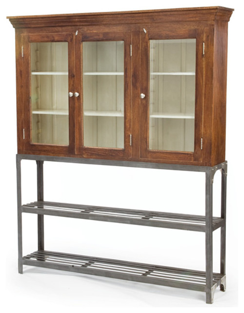 Contemporary And Elegant Style Shopkeeper&x27;s Pantry 11497.