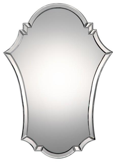 Uttermost Tilila Modern Arch Mirror.