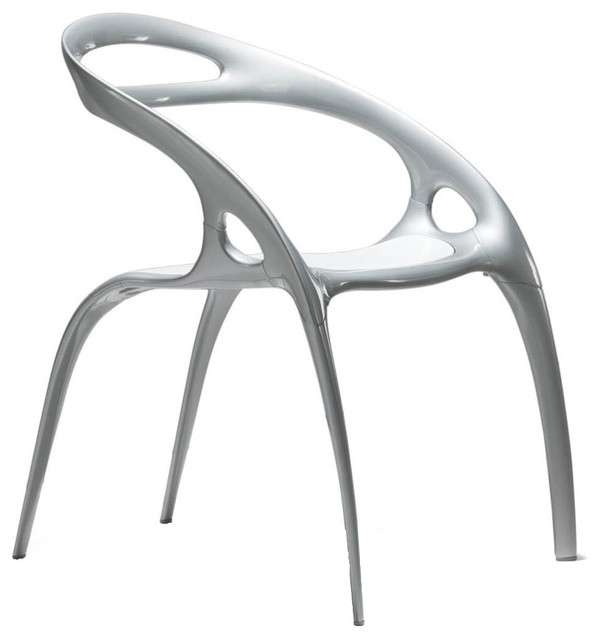 Ross Lovegrove Modern Go Chair Bernhardt Design Contemporary Armchairs And Accent Chairs By Plush Pod Decor