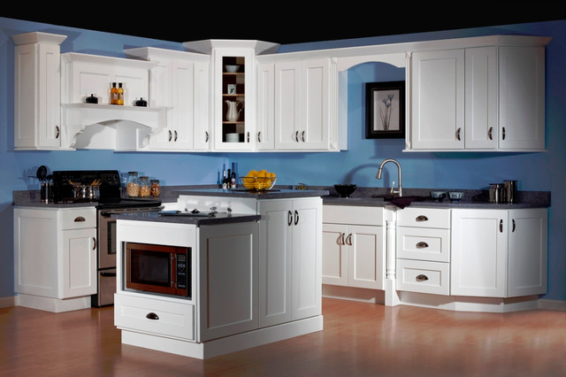 JSI Cabinetry - Designer Series - Dover - Contemporary - Kitchen Cabinetry - Other - by ...