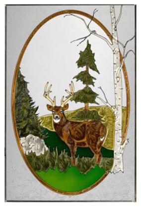 Silver Creek Deer Panel