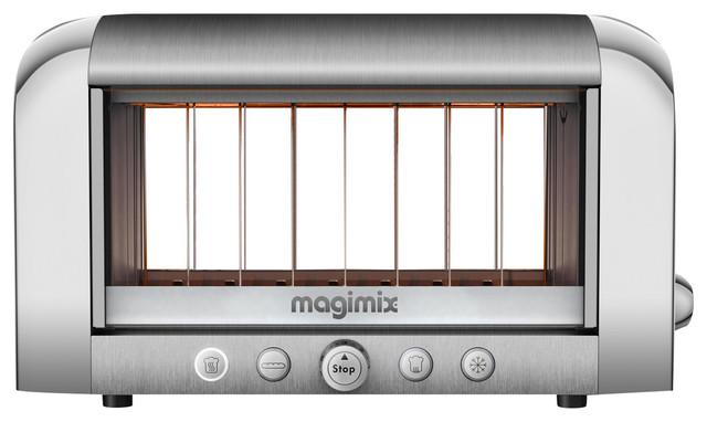 Vision Toaster, Chrome