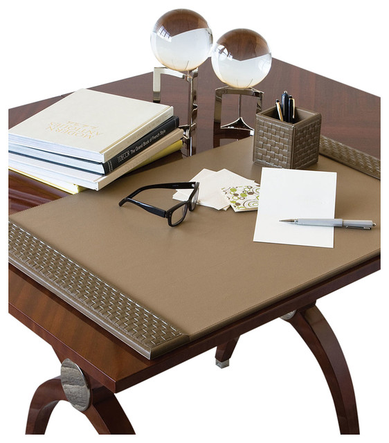 Bliss Home Amp Design Woven Desk Blotter Home Office