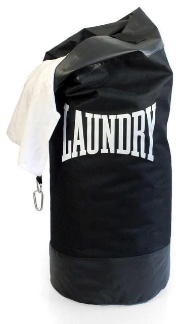 Punching Bag Laundry Bag.