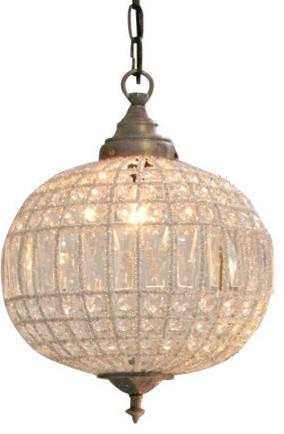 Old world antieks crystal ball chandelier view in your room crystal ball chandelier silver glass large mediterranean chandeliers aloadofball Gallery