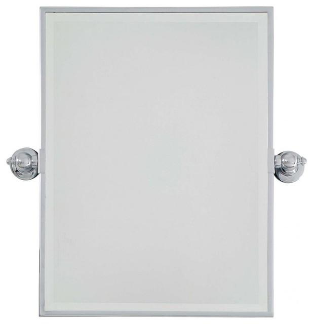 Minka Aire Minka Lavery Pivot Mirrors Rectangle Mirror