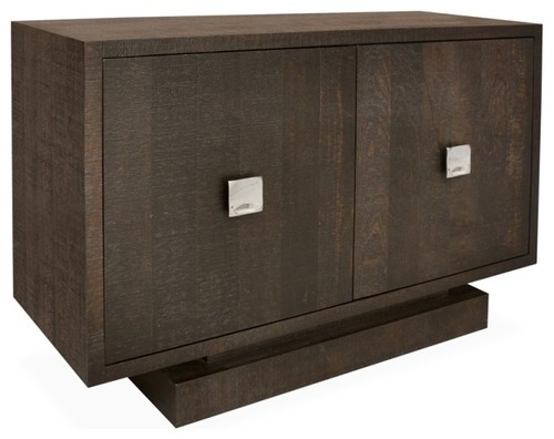 Hudson Chest, Textured Coffee