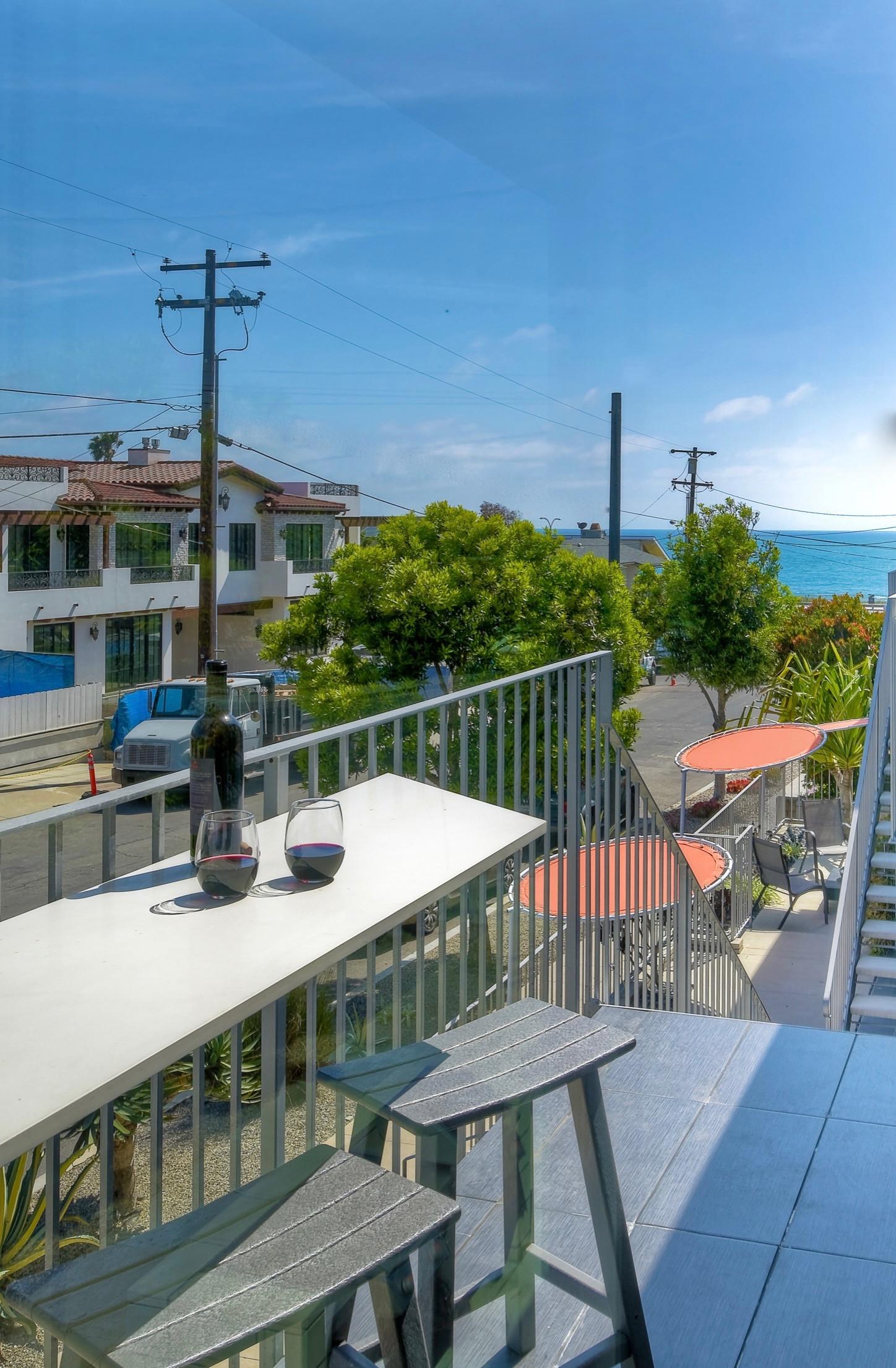 Five Unit Seaside Vacation Rental