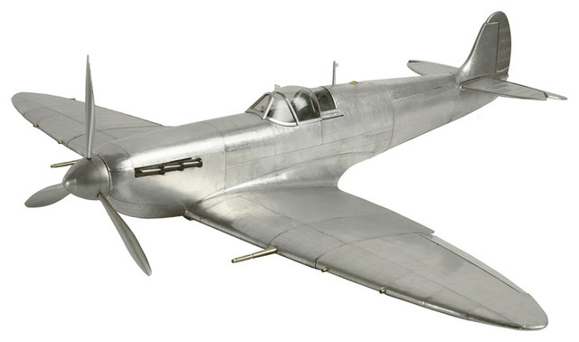 Authentic Models Spitfire Metal Model Aircraft View In