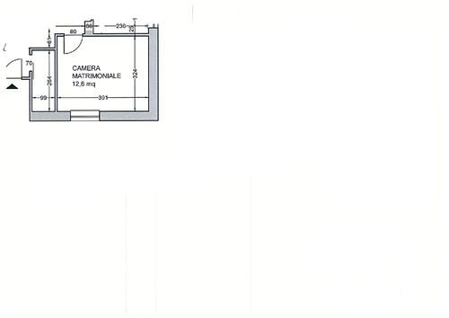 camera da letto disposizione armadio - Misure Armadio Camera Da Letto