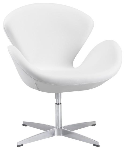 White Modern Chairs