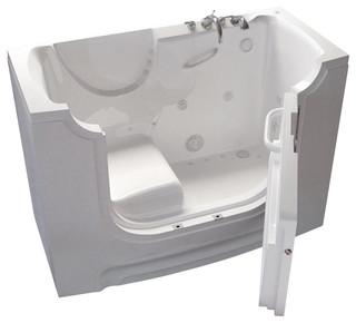 30 X 60 Meditub Walk In Ada Compliant Bathtub Contemporary Ba