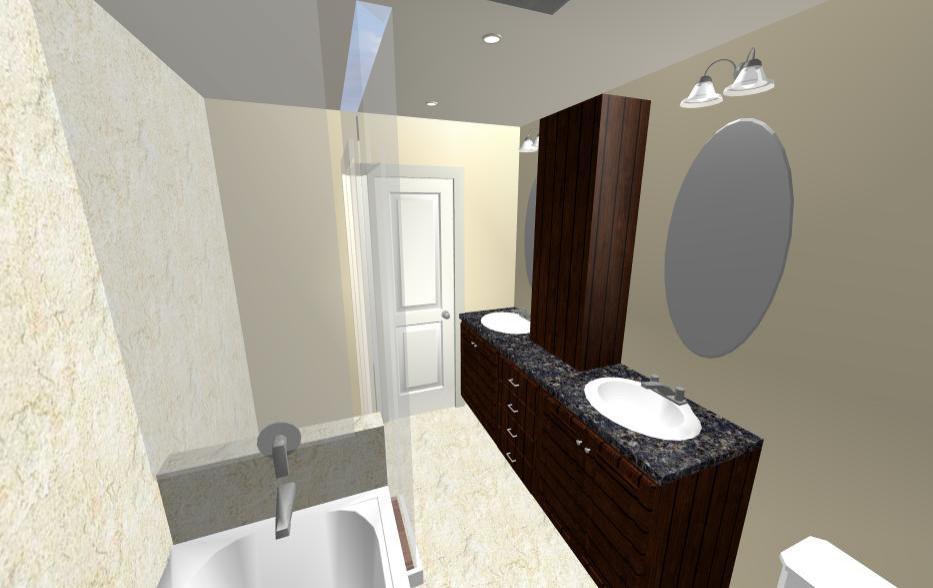 Washroom Area 2 After
