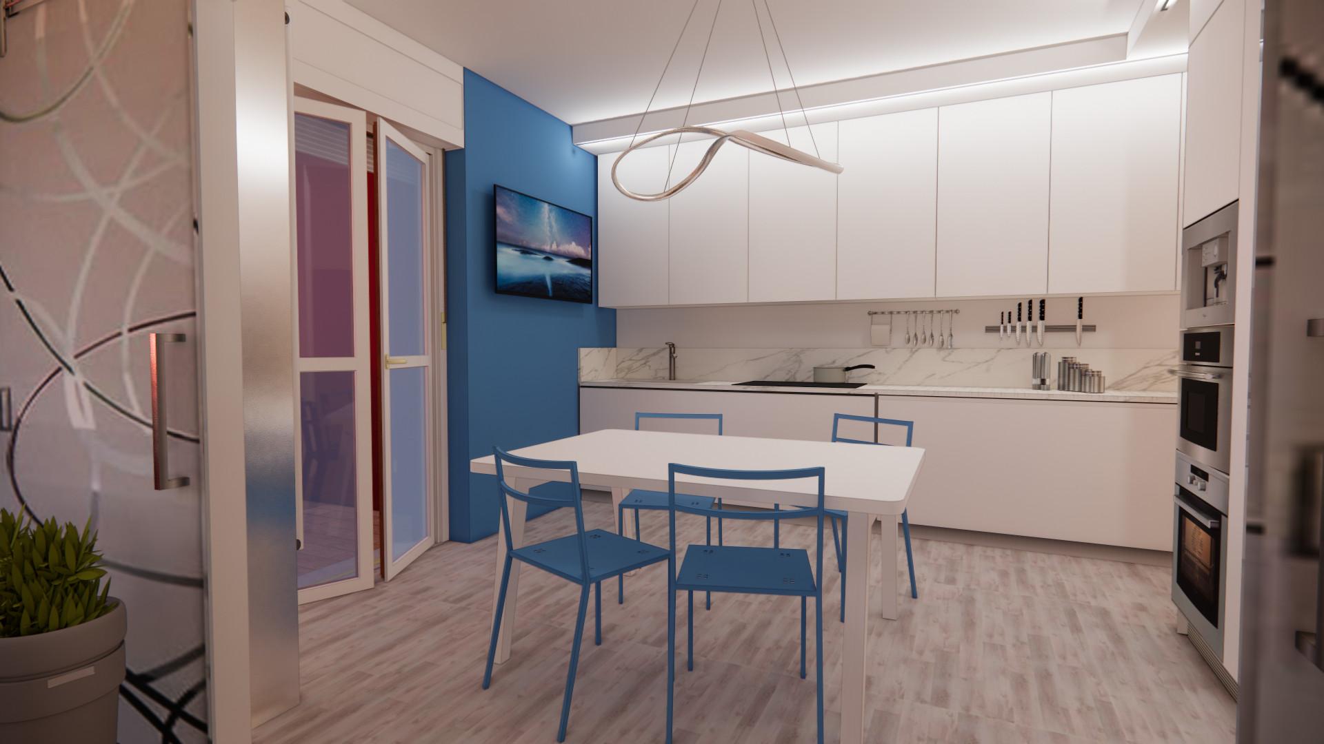 Rinnovo Appartamento Buccinasco