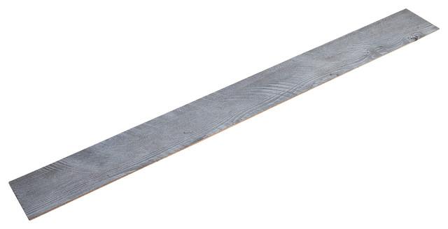 Self Adhesive Wood Wall Panels Natural Gray 19 5 Sq Ft