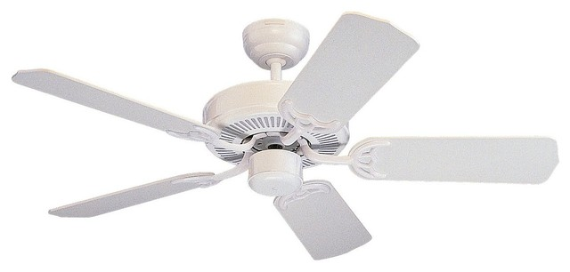 "Monte Carlo Fan 42"" Homeowner&x27;s Select Ii Transitional Ceiling Fan X-Hw24sh5."