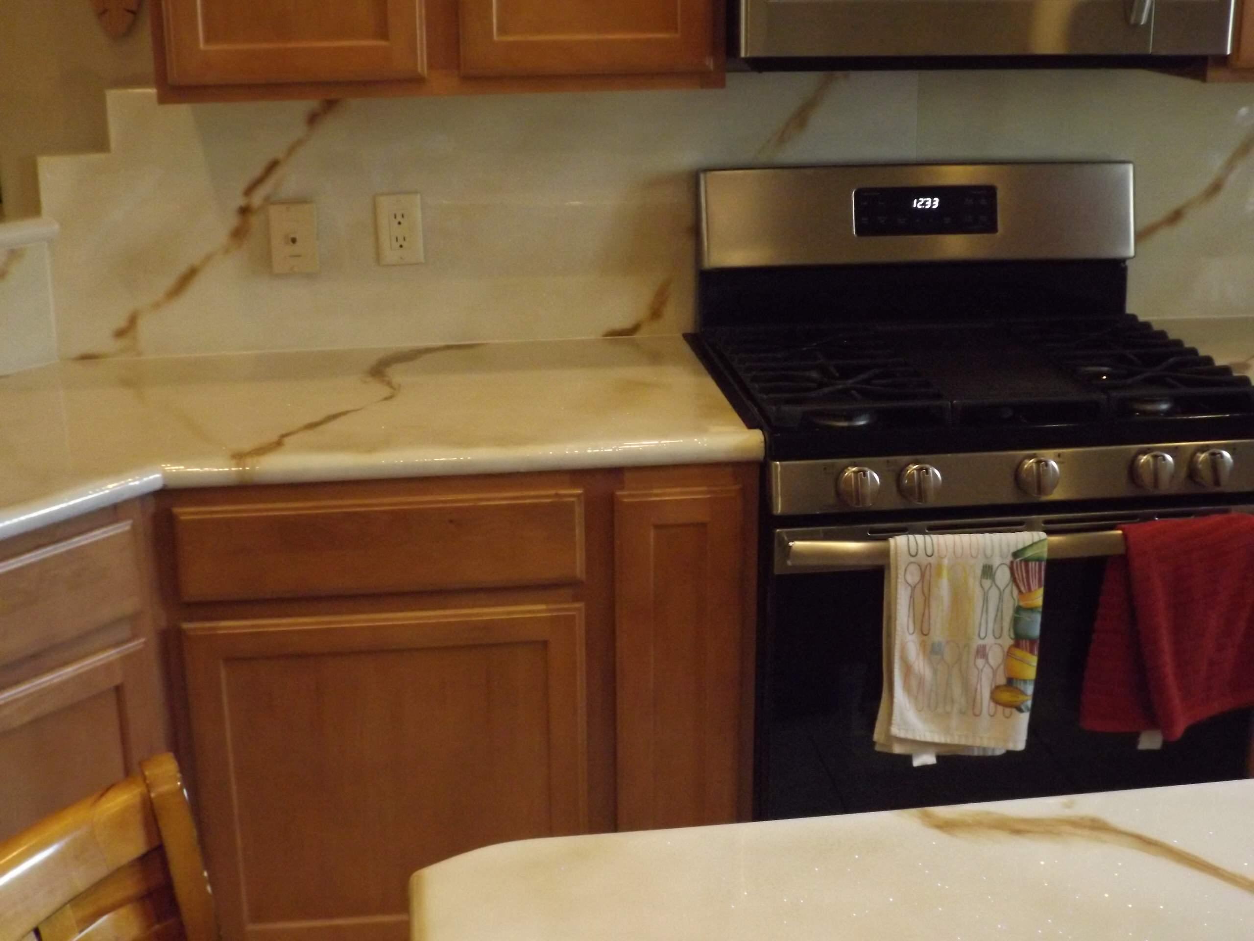Custom Decorative Counter Tops & Floor Coatings