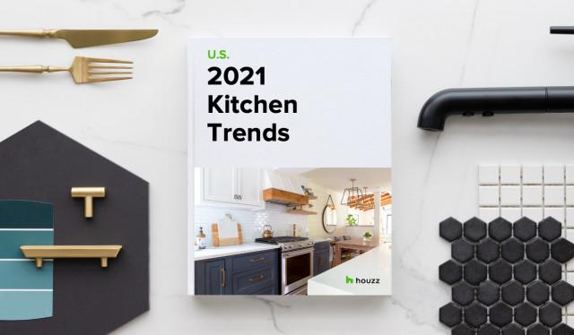 2021 U S Houzz Kitchen Trends Study