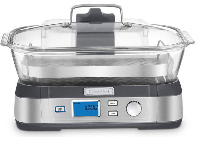 Cookfresh Digital Glass Steamer