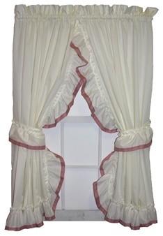 Sure Fit Logan Curtain Slipcover  Camel SF38181
