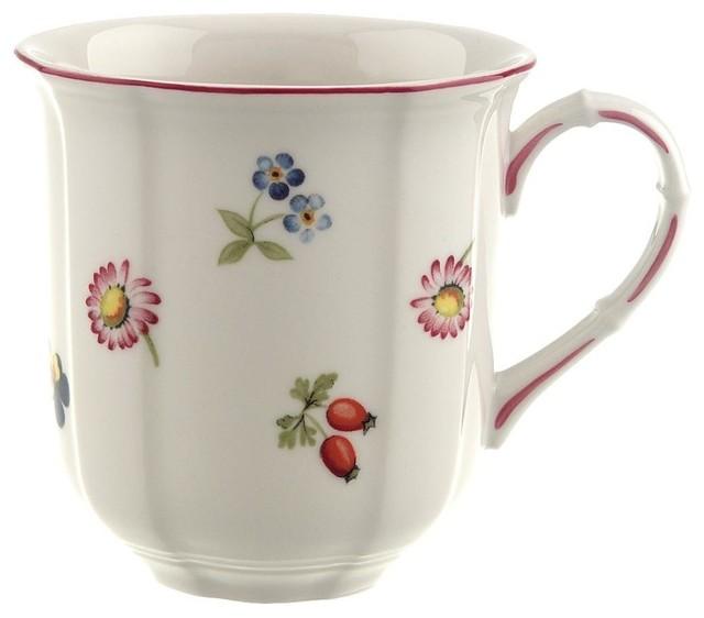 villeroy and boch petite fleur mug. Black Bedroom Furniture Sets. Home Design Ideas