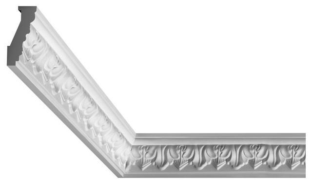 Orac Decor Decorative Polyurethane Crown Moulding Rigid Moulding