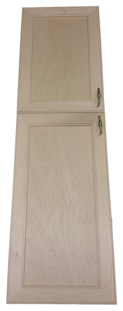 "Village Bch On The Wall Frameless 28/28 Pantry Medicine Cabinet, 2.5""x59""."