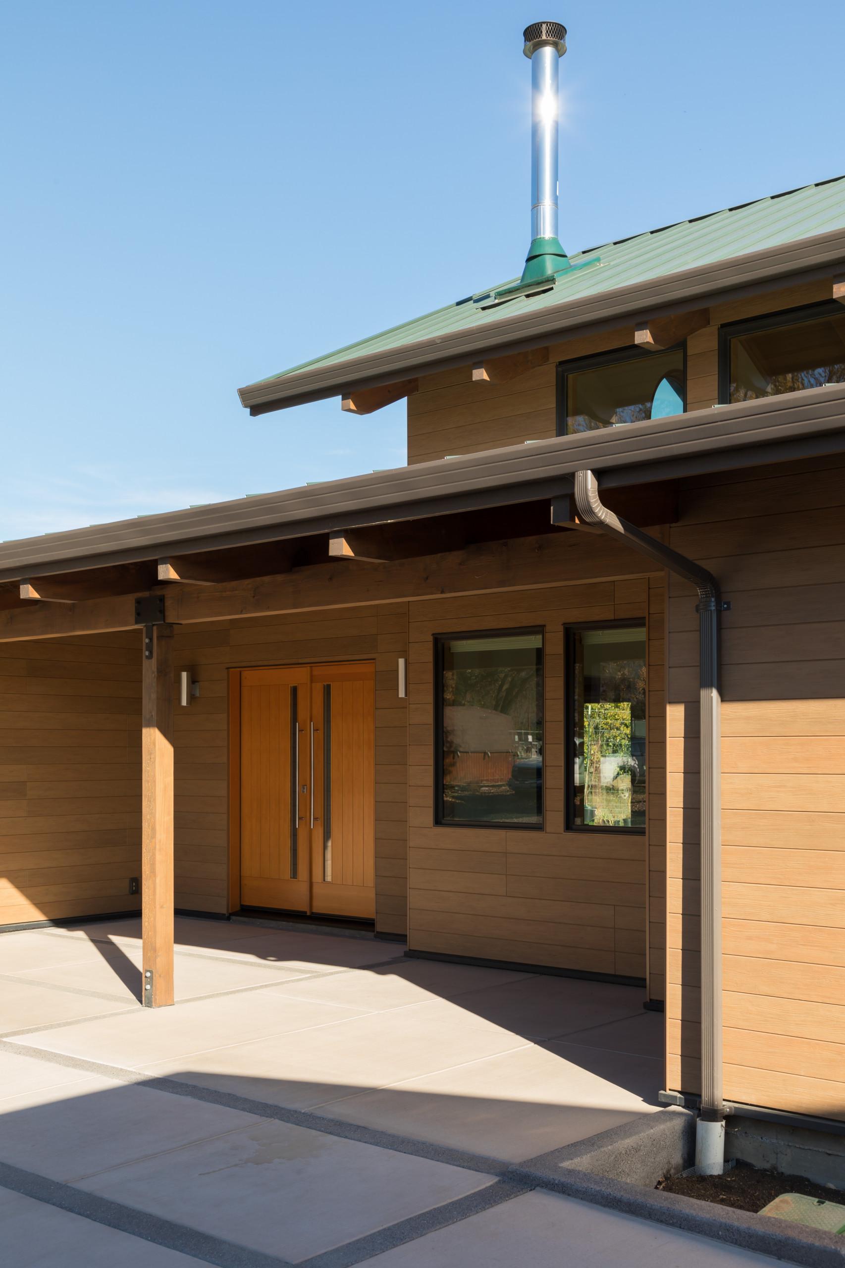 Redwood Valley Residence