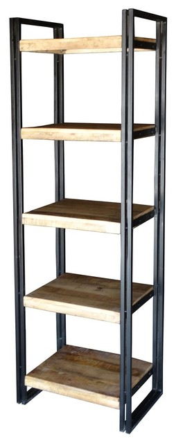 Timbergirl Reclaimed Wood Tall Rack
