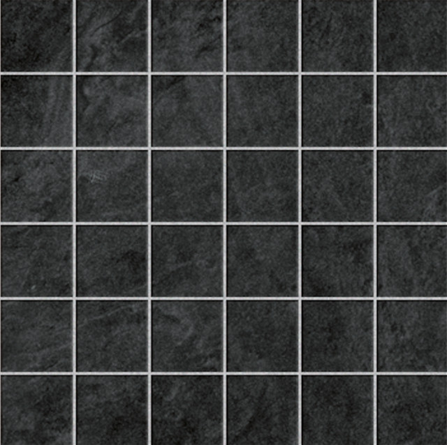 Class Tile 12 Quot X12 Quot Eternity Black Mosaic View In Your