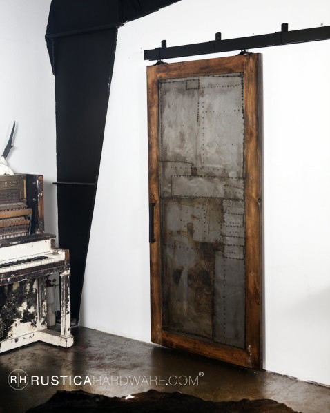 Box Track Barn Door Hardware Contemporary Salt Lake City By