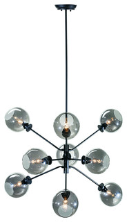 betty century mid lights pendant electric light sle shop southern brass midcentury the