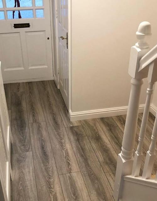 Cottage Distressed Grey Oak Laminate