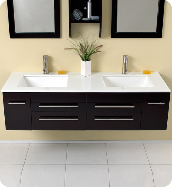 Bathroom vanities - Pictures of vanities in bathrooms ...