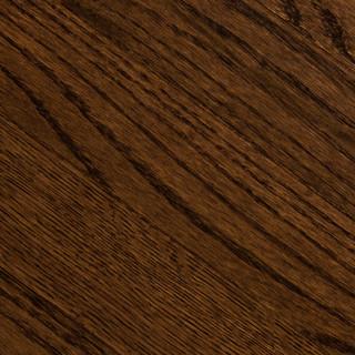 Bruce dundee strip mocha solid hardwood 3 4 x2 1 4 sample for Hardwood floors hurt feet