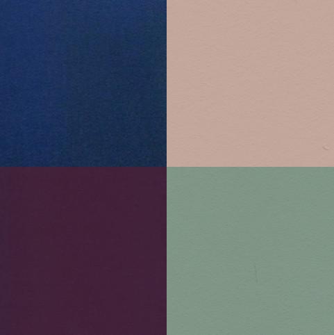 Vægfarve til soveværelse - hvilken en ville i vælge?