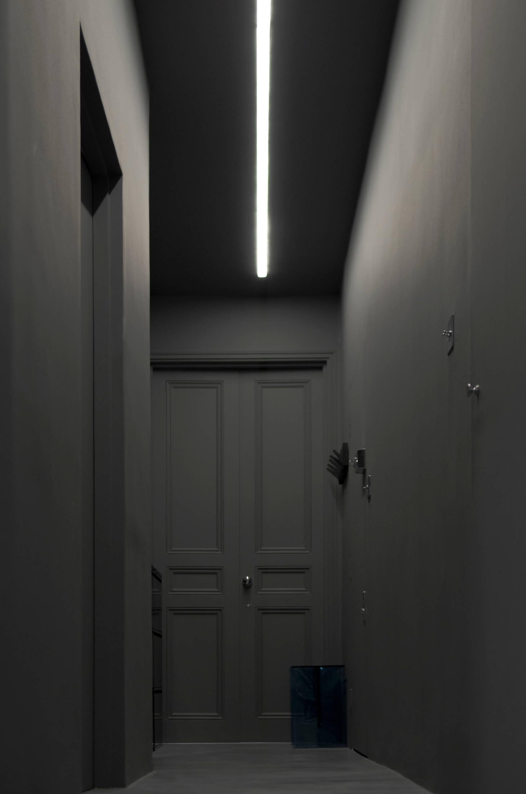 Infinite Hallway