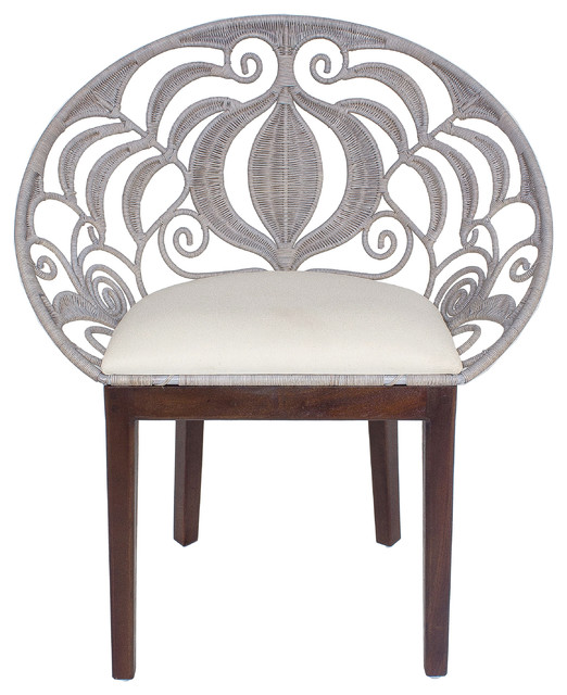 Ambrosia Rattan Chair Armchairs And Accent Chairs By