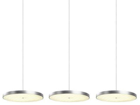 Oligo Decent Triple Pendant Light modern-pendant-lighting  sc 1 st  Houzz & Oligo Decent Triple Pendant Light - Modern - Pendant Lighting - by ... azcodes.com
