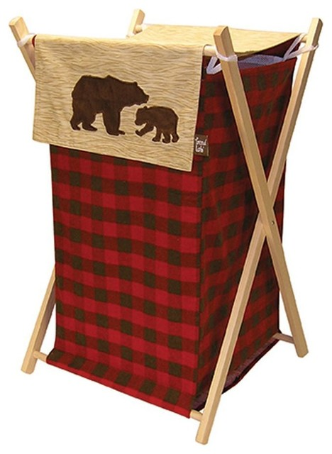 Hamper Set Northwoods.