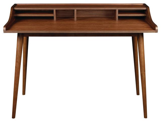 Flavio Desk, American Walnut.