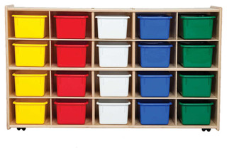 Contender 20 Tray Storage With Translucent Trays ...