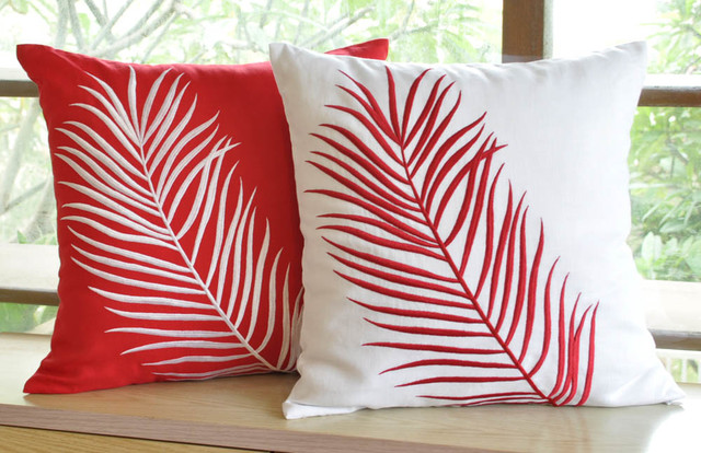 Modern Holiday Pillow Covers modern-decorative-pillows & Modern Holiday Pillow Covers pillowsntoast.com