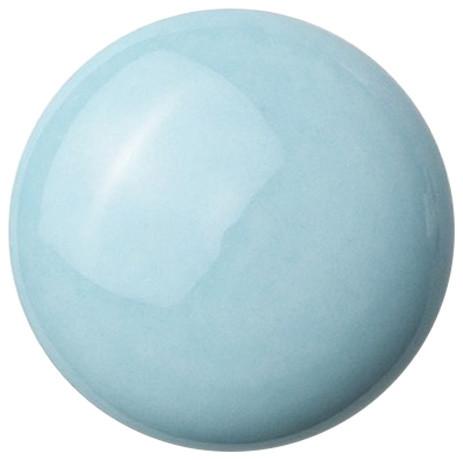 Anne Black Tilt Glossy Handle, Blue, Small, Glossy