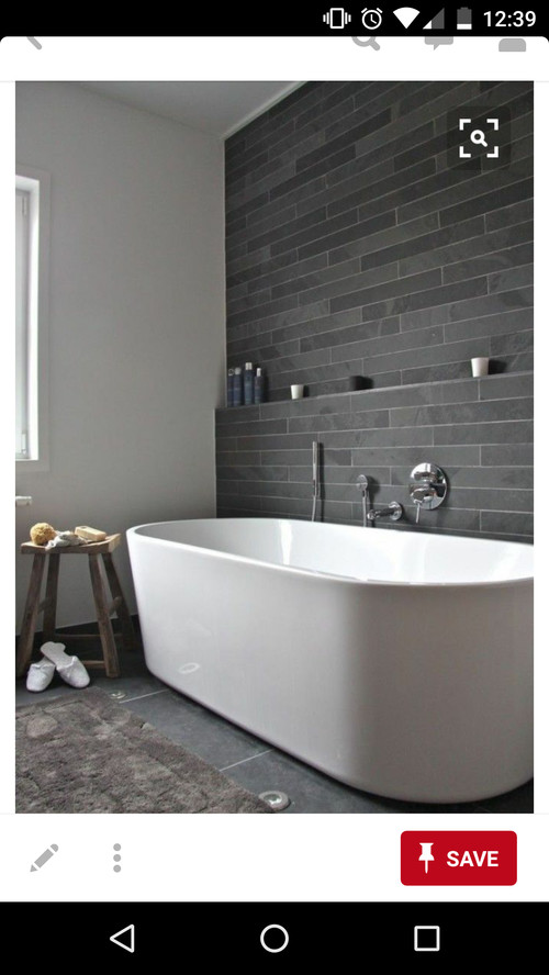 Need Help Picking Tile To Accent Free Standing Tub