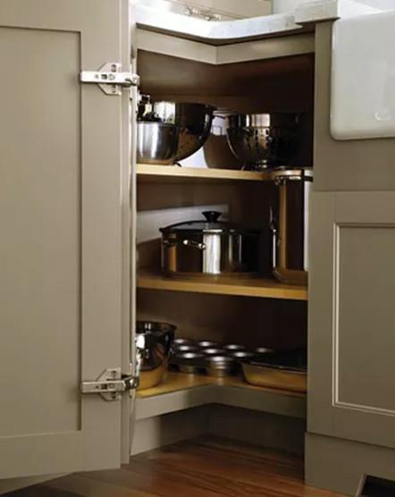 Please help lazy susan corner cabinet or blind corner cabinet for Blind corner kitchen cabinets
