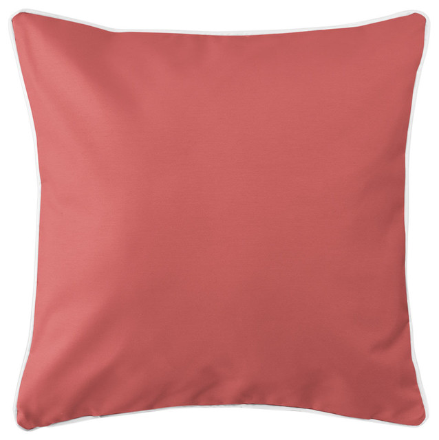 Nassau, Companion Coral Pillow