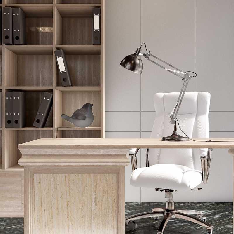 home office ultra modern