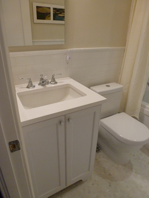 Is This The Small Or The Large Kohler Ladena Sink?
