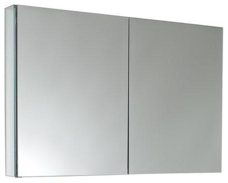 "40""x26"" Bathroom Medicine Cabinet With Mirrors."